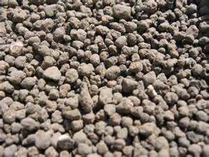 ground phosphate rock