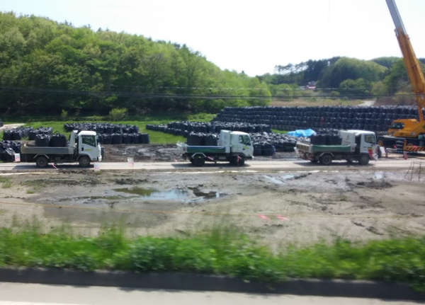 Dealing with the fallout in Fukushima – Part1